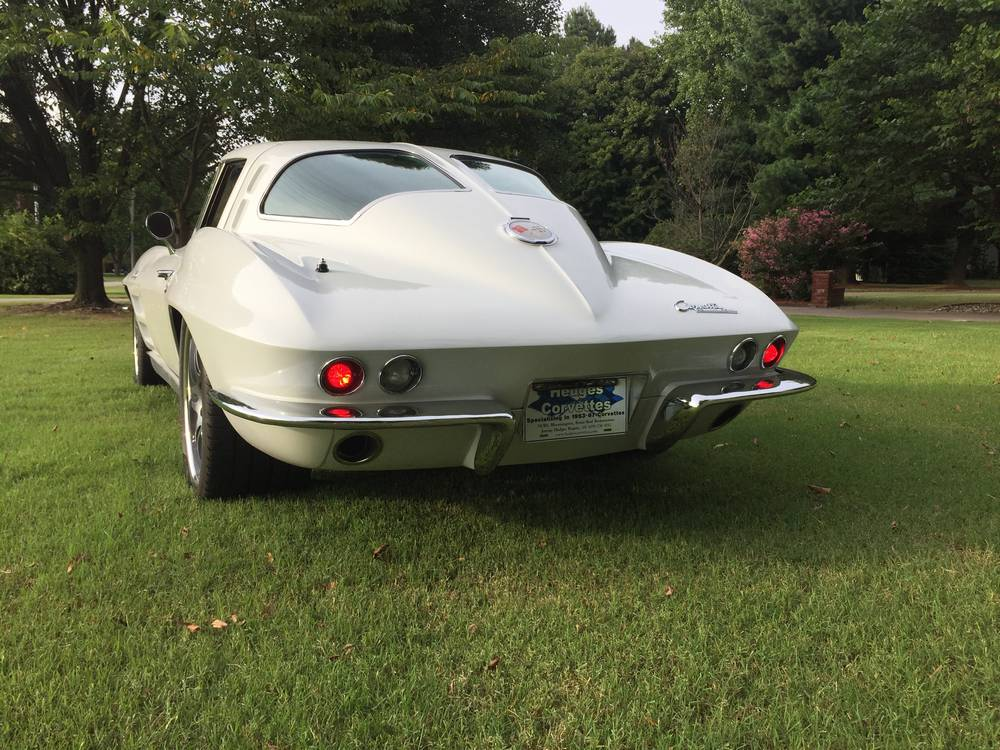 1963 | Hedges Corvette